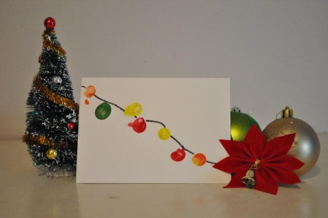 cartão infantil decorado