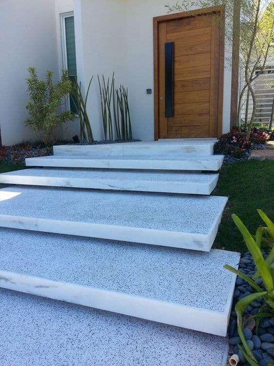 escada de marmorite