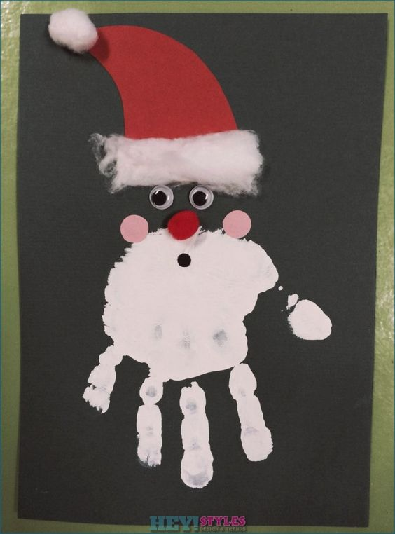 cartão infantil artesanal