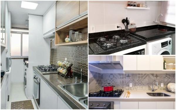 modelos de fogão para cozinha pequena