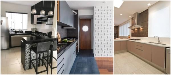 modelos de piso para cozinha