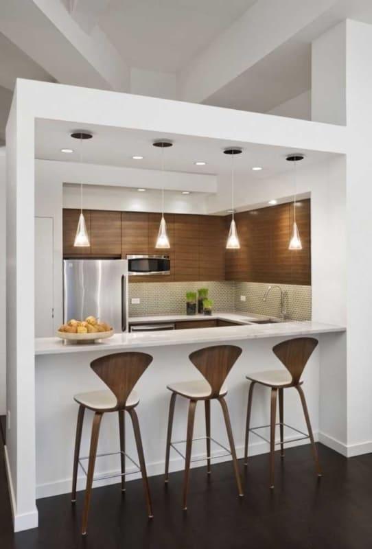 banquetas para cozinha modernas
