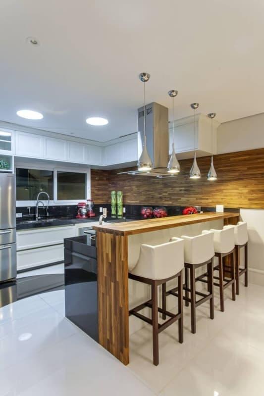banquetas para cozinha com assento tipo poltrona