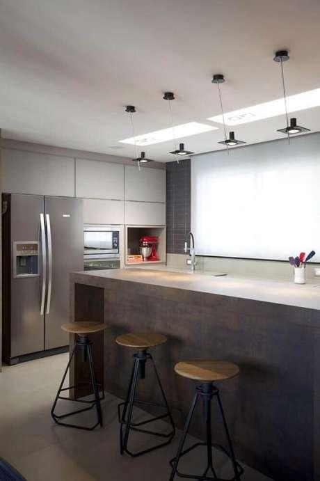 banquetas para cozinha simples