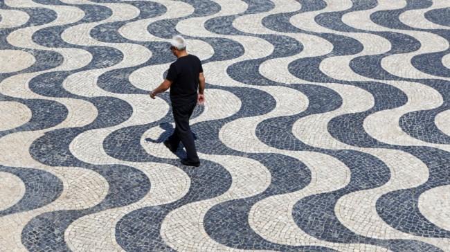 calçada portuguesa ideias