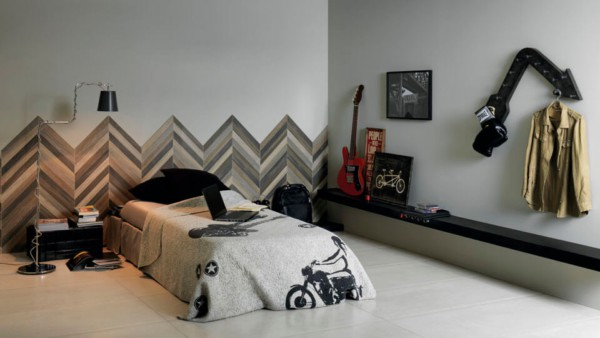 cerâmica para quarto masculino