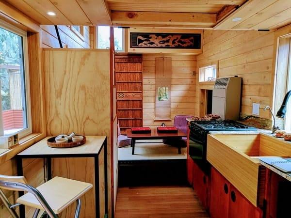 ideias de mini casa por dentro