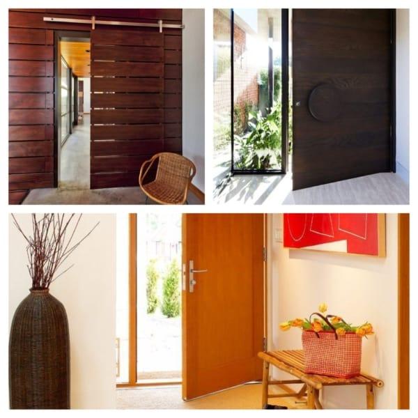 porta de madeira para sala 1
