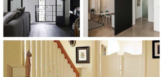 portas para sala