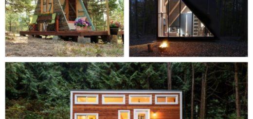 tipos de mini casa moderna