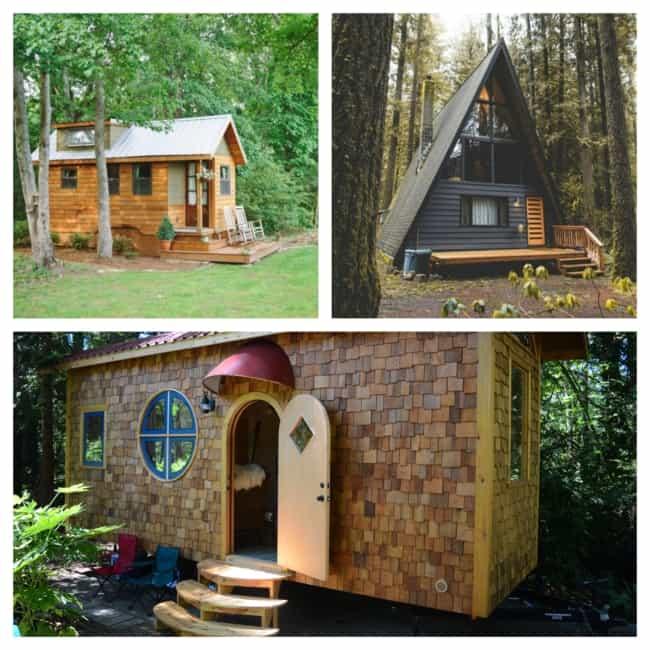 tipos de mini casa