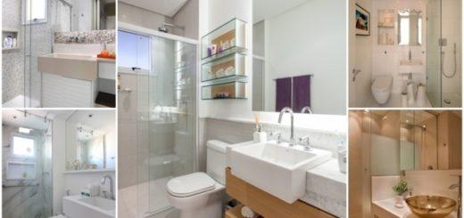 ideias para banheiro de apartamento