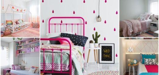ideias para quarto de menina