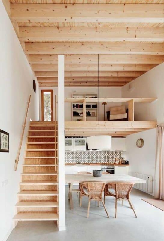 decoração simples para ambientes integrados