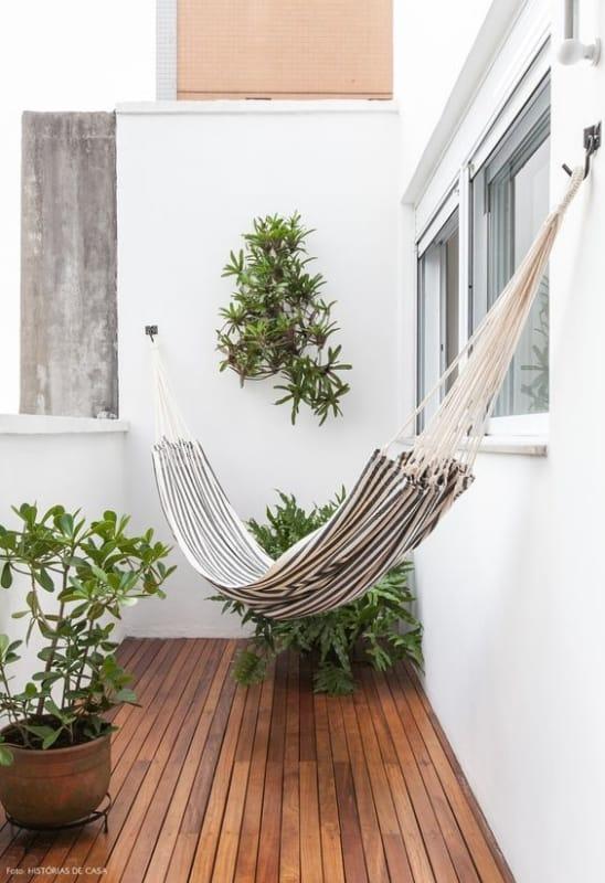 piso de madeira para varanda