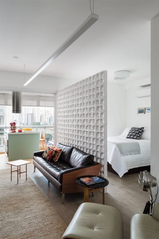 decoração apartamento pequeno com ambientes integrados