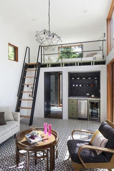 decoração de apartamento simples e pequeno