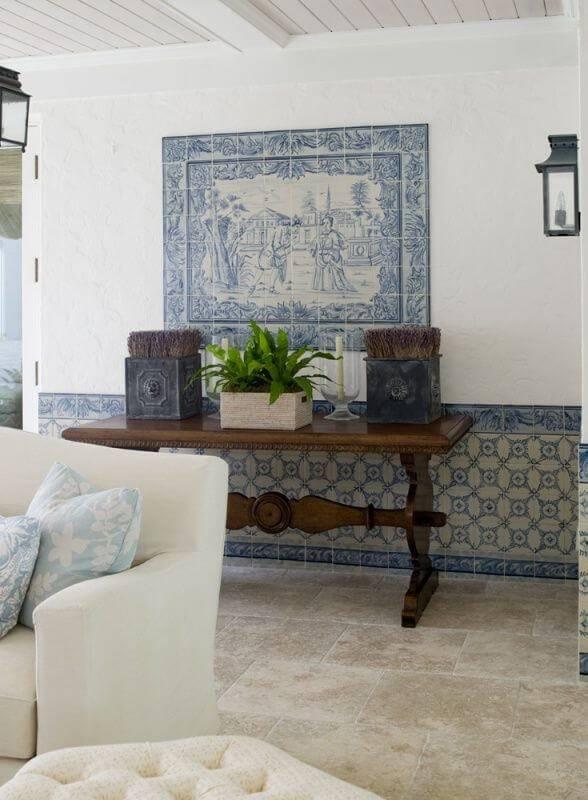 Cerâmica para parede da sala