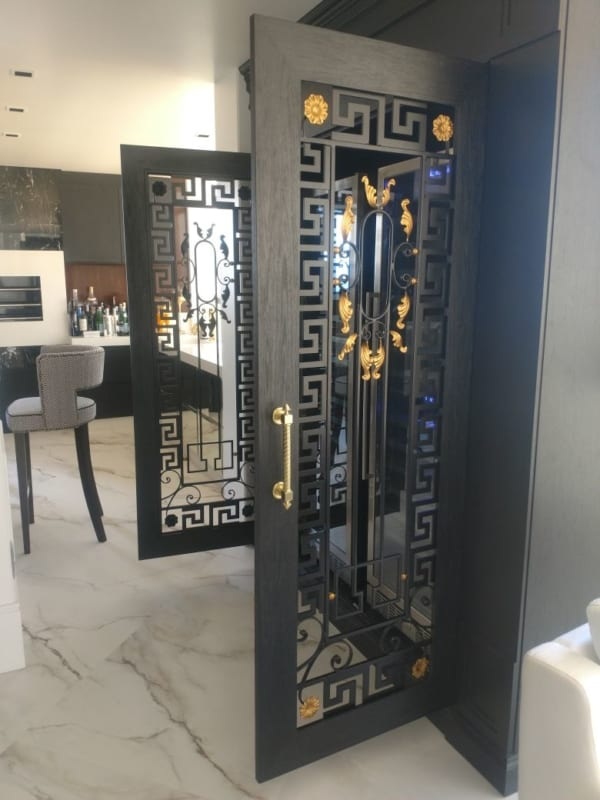 Porta principal da casa