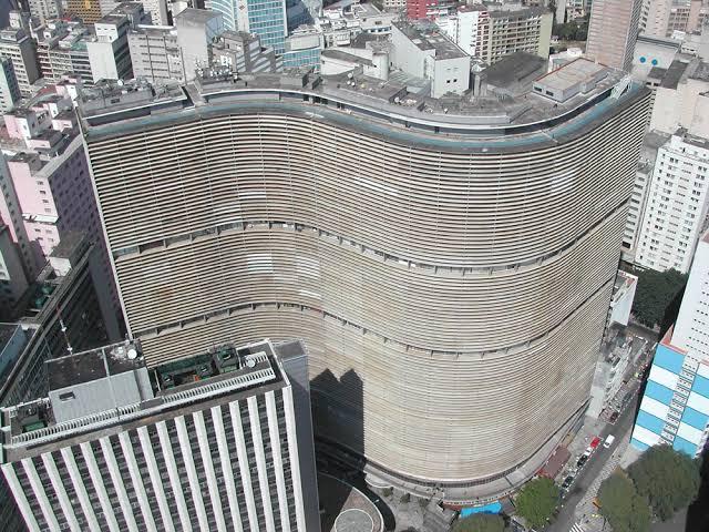 Projetos arquitetônicos famosos copan
