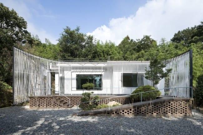 Projetos arquitetônicos para acessibilidade nanhae house