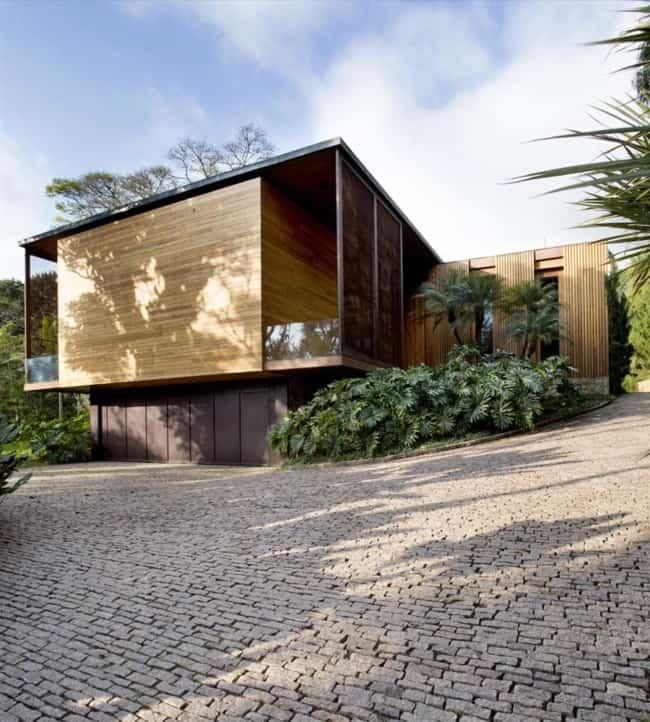Projetos arquitetônicos residenciais anexo itaipava