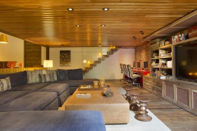 Projetos arquitetônicos residenciais anexo