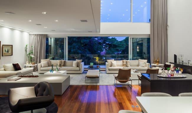 Projetos arquitetônicos residenciais casa ml como é