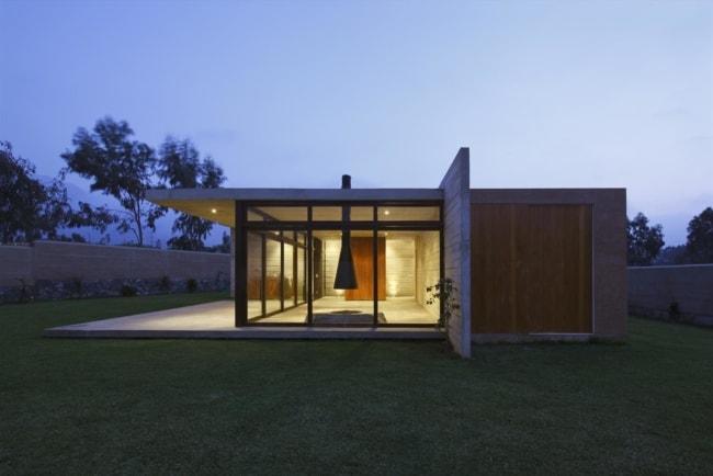 Projetos arquitetônicos residenciais casa ozso