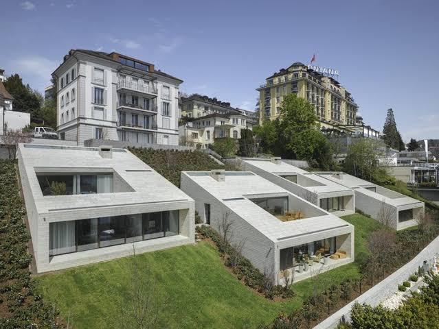 Projetos arquitetônicos sustentáveis urban villas