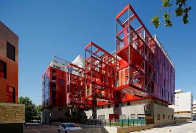 Projetos arquitetônicos sustentáveis version rubis