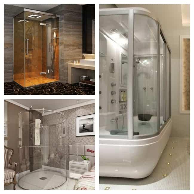 cabine de banho moderna 1