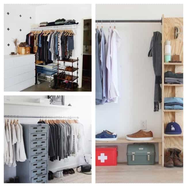 closet ideias para fazer