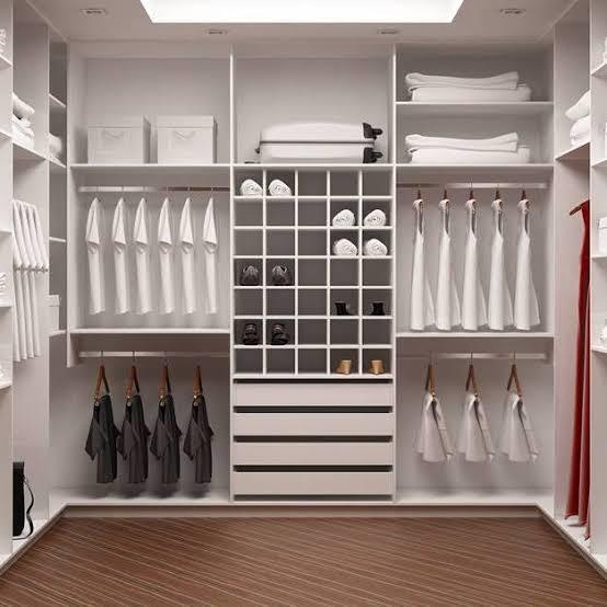 closet modulado MDF grande