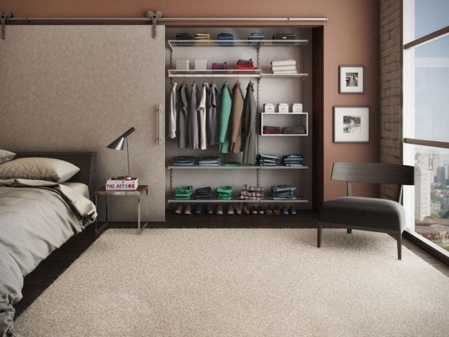 closet modulado aramado moderno