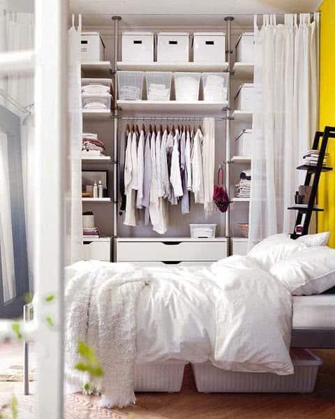 closet modulado aramado planejado