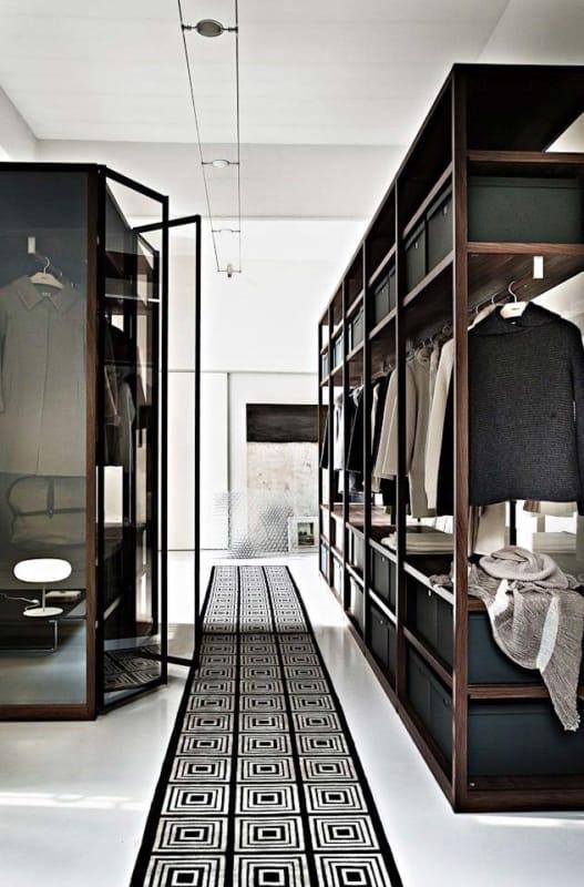 closet modulado casal tipos