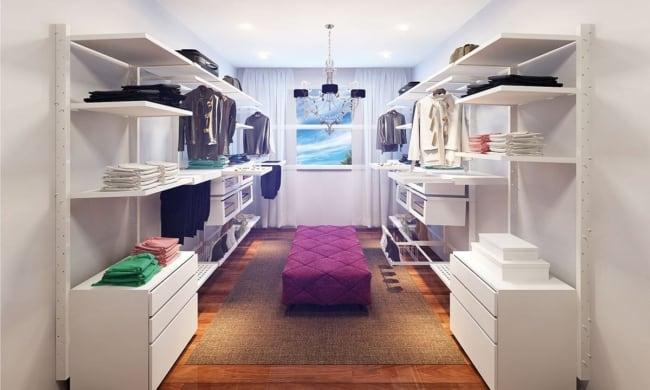 closet modulado para casal