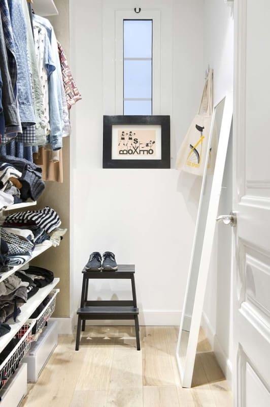 como fazer um Closet pequeno