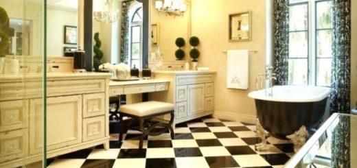 cores para banheiro como decorar