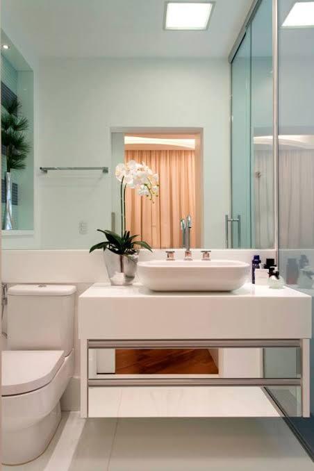 dica de gabinete para banheiro moderno