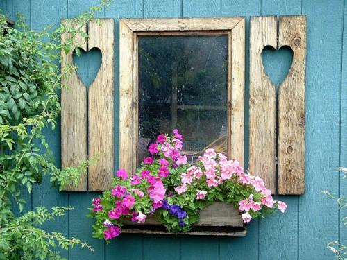 floreira de janela bonita