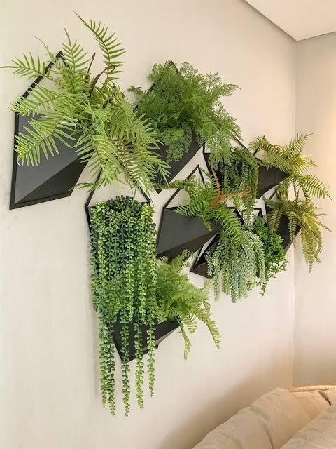 floreira de parede moderna