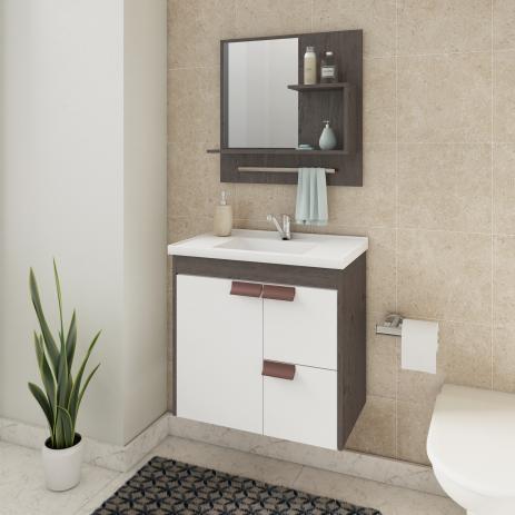 gabinete para banheiro com pia ideias