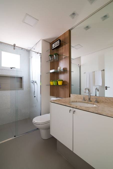 gabinete para banheiro planejado grande