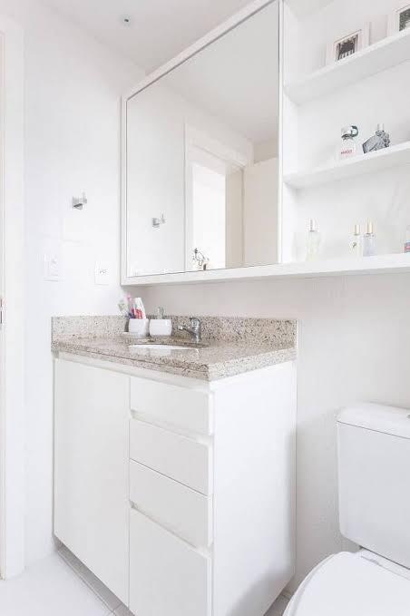 gabinete para banheiro planejado