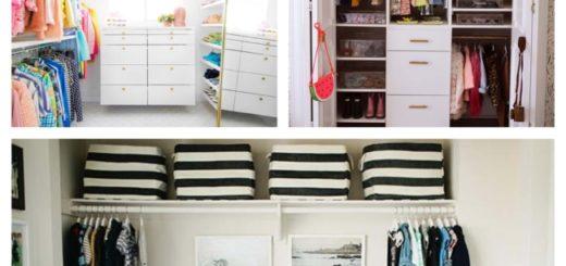 ideias de closet modulado