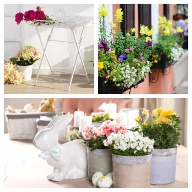 ideias de floreiras