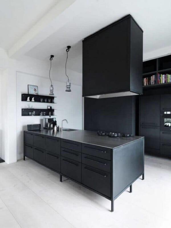 luminária de teto cozinha