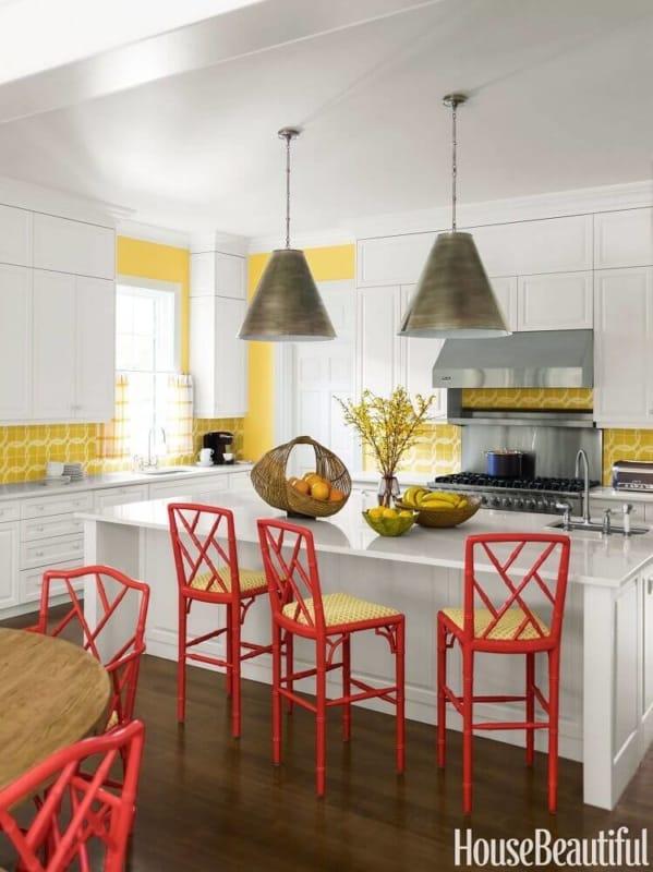 luminária de teto para cozinha